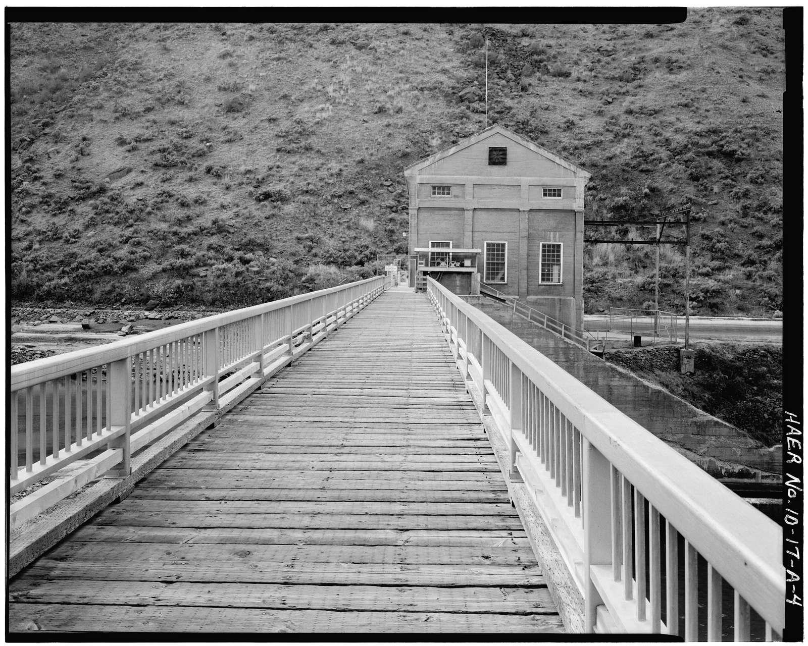 Boise Project, Boise River Diversion Dam, Across Boise River, Boise, Ada County, ID