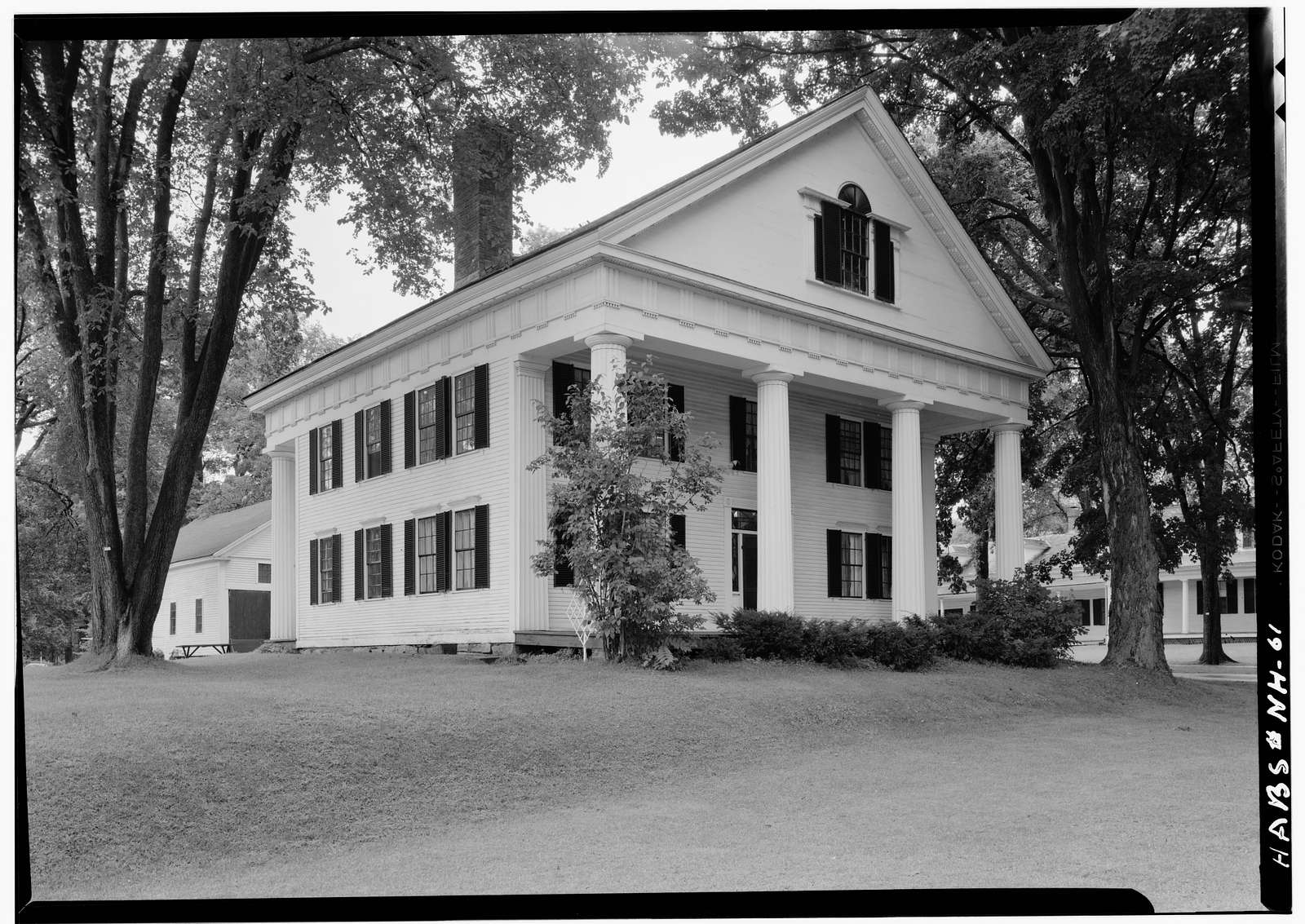 Buffum House, Main & Middle Streets, Walpole, Cheshire County, NH