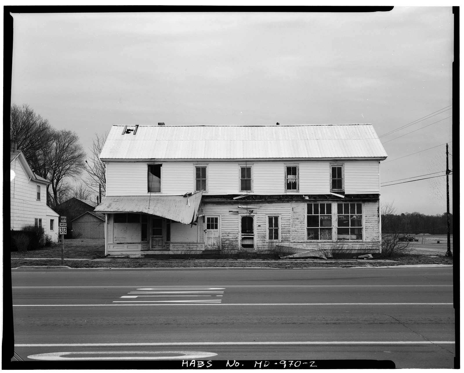 510 Central Avenue (Commercial Building), Ridgely, Caroline County, MD