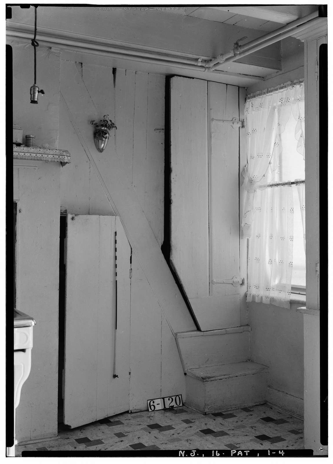 Van Houten House, Totowa Avenue, Paterson, Passaic County, NJ
