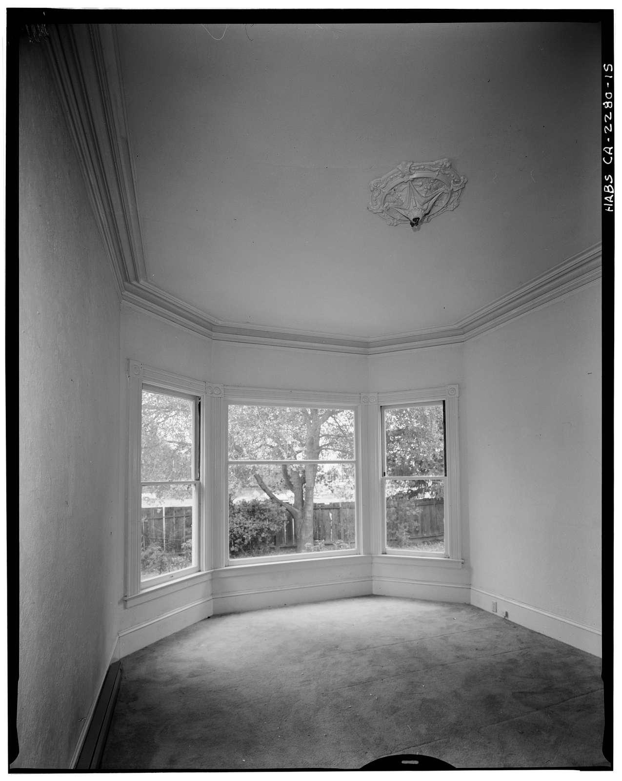 Warner Hutton House, 13495 Sousa Lane, Saratoga, Santa Clara County, CA