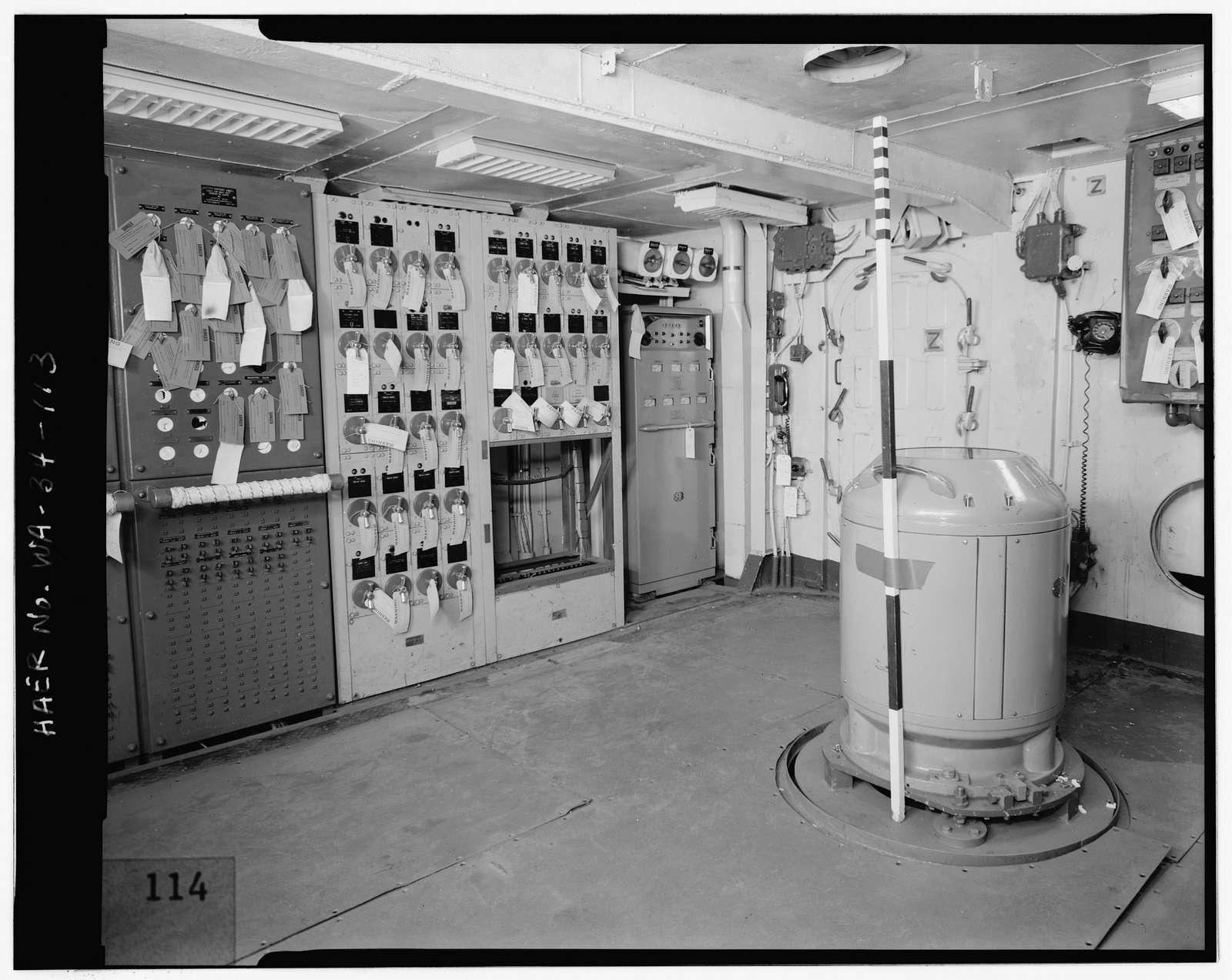 U.S.S. HORNET, Puget Sound Naval Shipyard, Sinclair Inlet, Bremerton, Kitsap County, WA